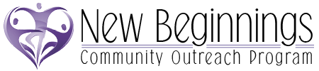 New Beginnings Community Outreach Programs Logo